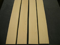 Plain Maple Flat Sawn Blanks