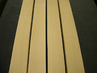 Plain Maple Quarter Sawn Blanks